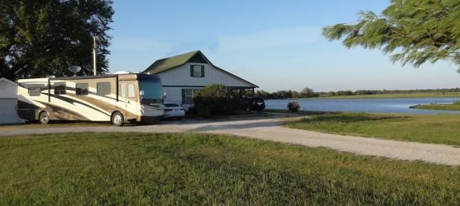 Joplin, MO & Dry Camping.
