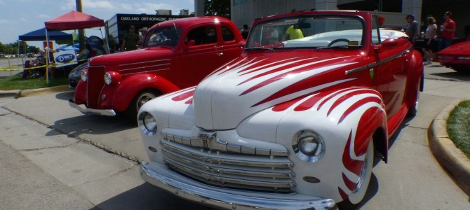 Woodward Ave Dream Cruise