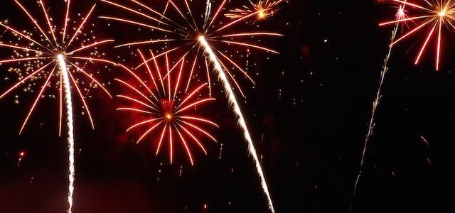 Pyrotechnics @ Lake Havasu