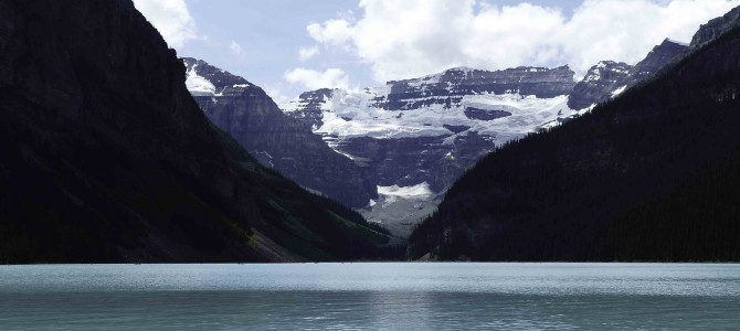 Lake Louise, Day 7-8, 110mi / 520mi total, Updated