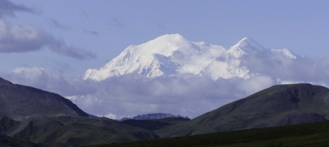 Denali. Day 31-33. 126 miles, 2,878 total miles. Half Way!