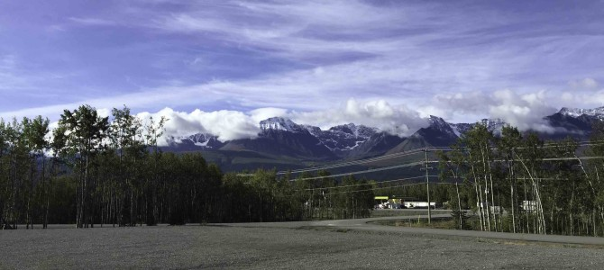 Tok, AK; 258mi; Destruction Bay, YT; 225mi; 4,436 Total Miles