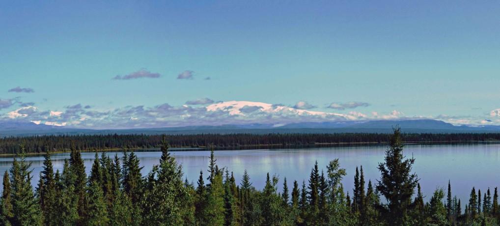 Palmer, AK; Day 44; 274 miles & Valdez, AK; 260 miles, 3,953 total